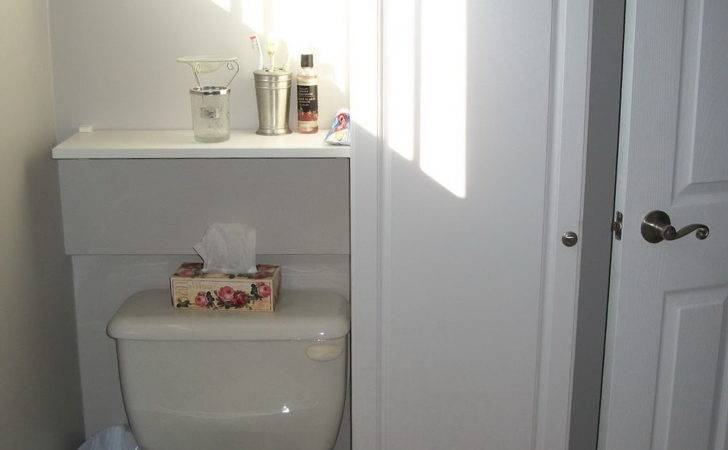 Behind Toilet Storage Cabinet Home Design Ideas