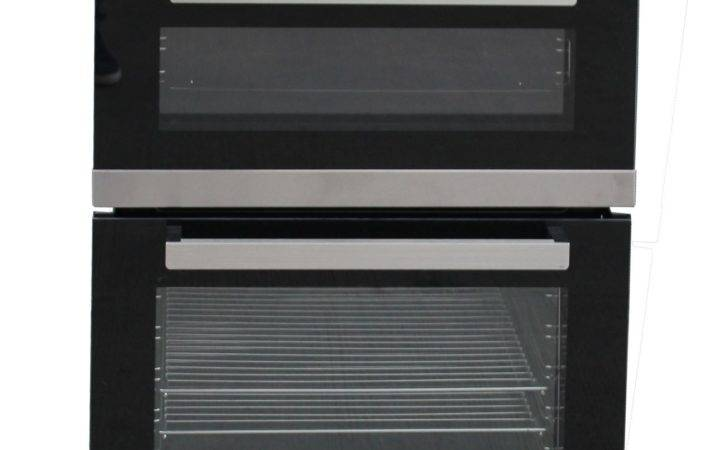 Beko Electric Built Double Fan Oven Tall Larder Unit
