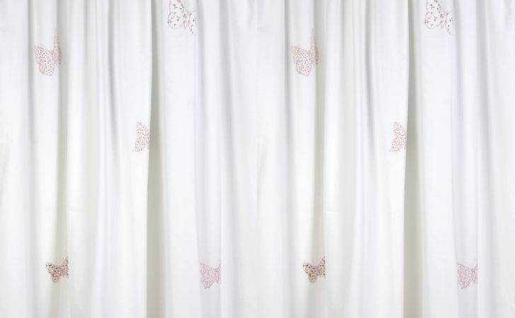Bella Butterfly Ready Made Curtains Laura Ashley