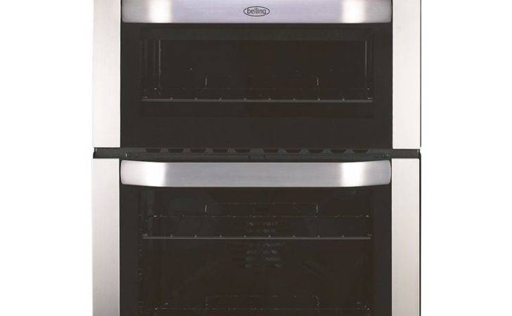 Belling Built Electric Double Oven Minute Minder