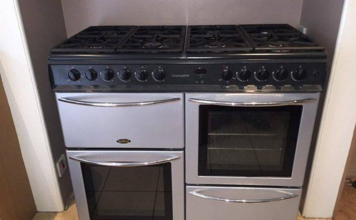 Belling Country Chef Dual Fuel Cooker Didsbury