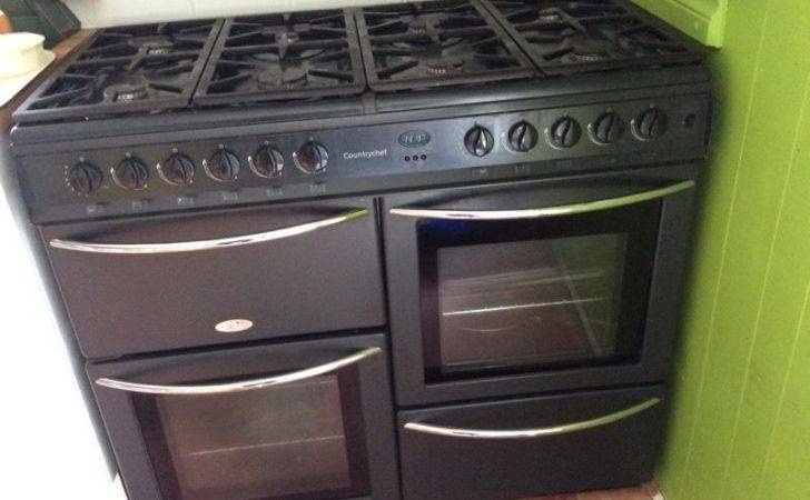Belling Country Chef Range All Gas Cooker Durham