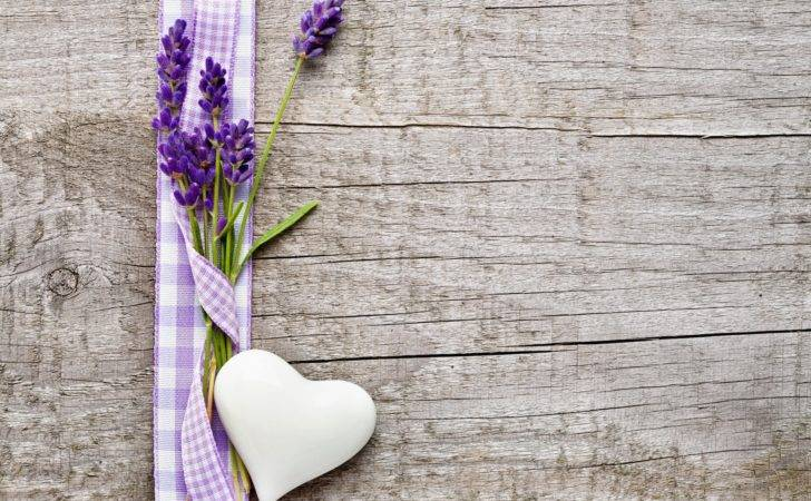 Belt Lavender Heart Table