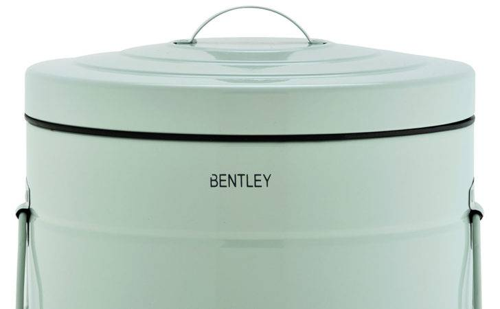 Bentley Home Retro Kitchen Bin Buydirect