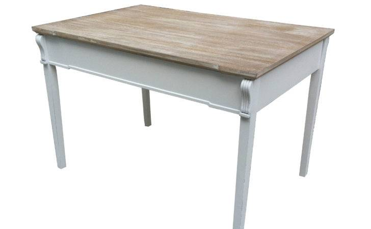 Bentley Home Shabby Chic Dining Table Buydirect