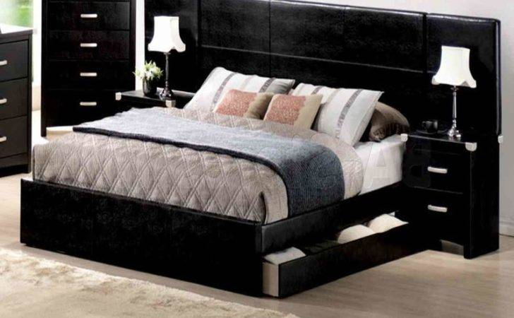 Best Beds Designs Double Bed Wood Storage