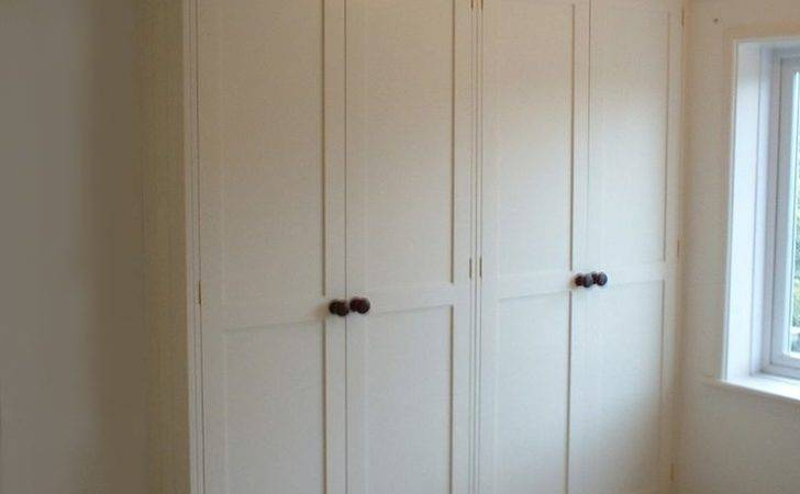 Best Built Wardrobe Doors Ideas Pinterest