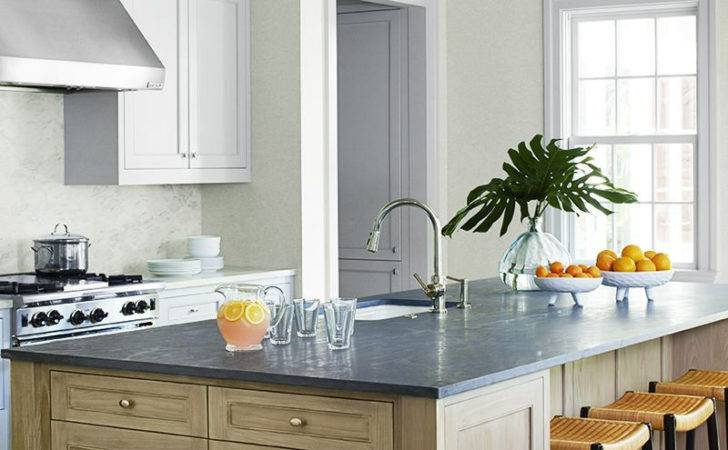 Best Color Kitchen White Cabinets Paint
