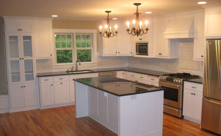 Best Colors Small Kitchens Cool