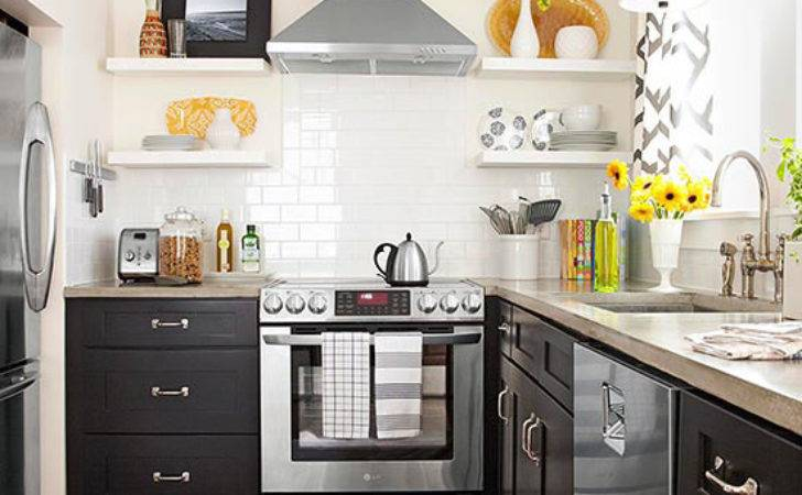 Best Colors Small Kitchens