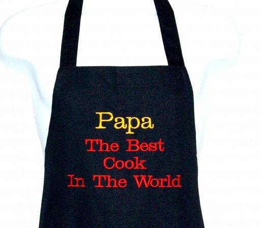 Best Cook World Apron Personalize Mom