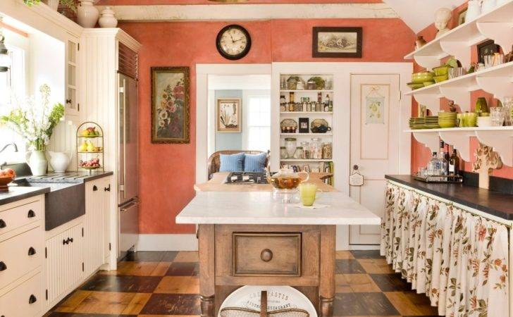 Best Country Kitchen Colors Trends Interior