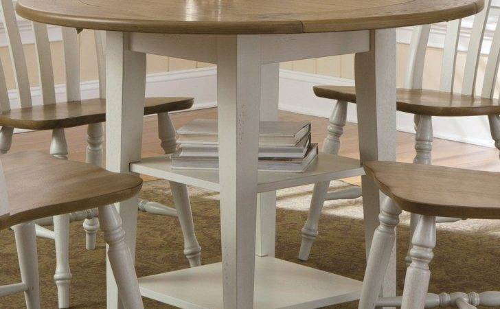 Best Drop Leaf Dining Tables Small Spaces All Design