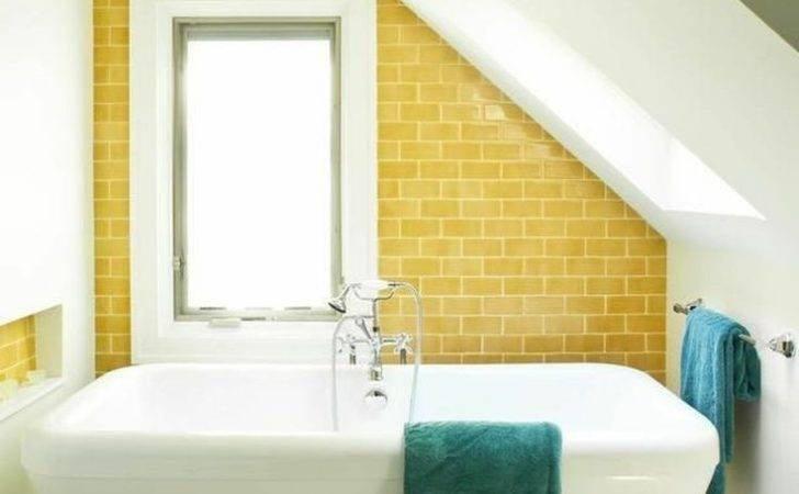 Best Fresh Bright Attic Bathroom Ideas