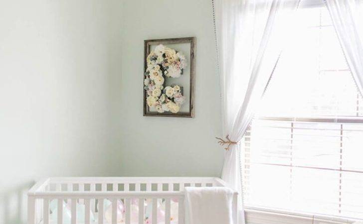 Best Green Nursery Girl Ideas Pinterest