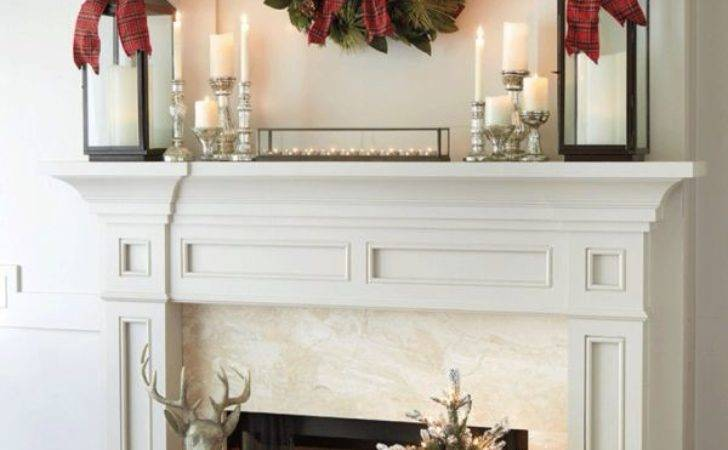 Best Holiday Mantels