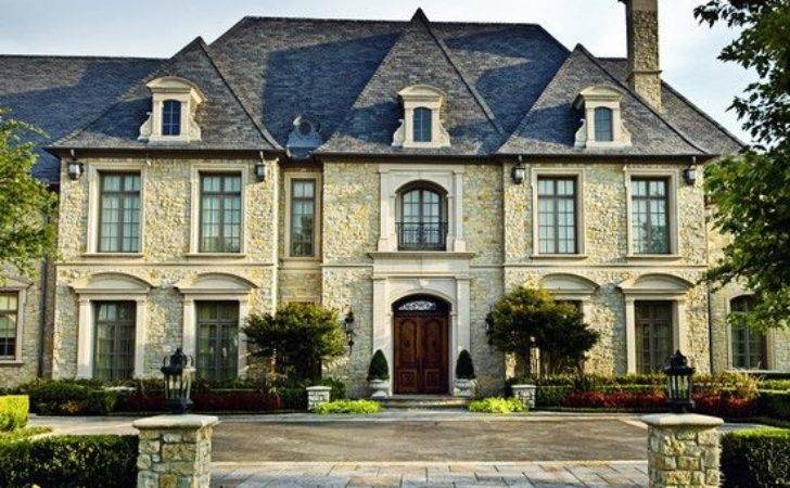 Best House Facade Exterior French Country