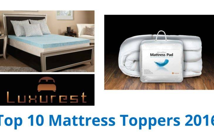 Best Mattress Toppers Youtube