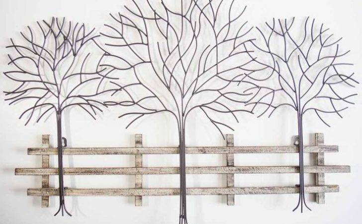 Best Metal Tree Wall Art Ideas Pinterest