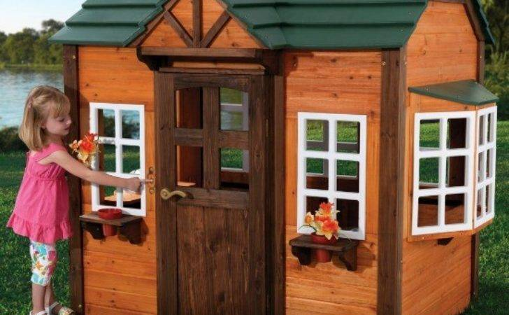 Best Outdoor Playhouses Toddlers