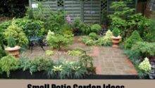 Best Patio Garden Ideas Design