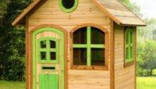 Best Rated Children Wooden Outdoor Playhouses Sale