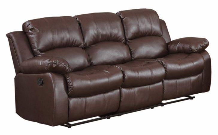 Best Reclining Leather Sofa Reviews Recliner