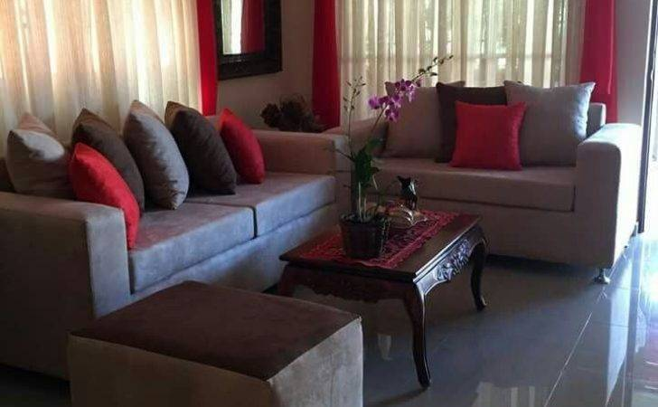 Best Red Curtains Living Room Ideas Pinterest