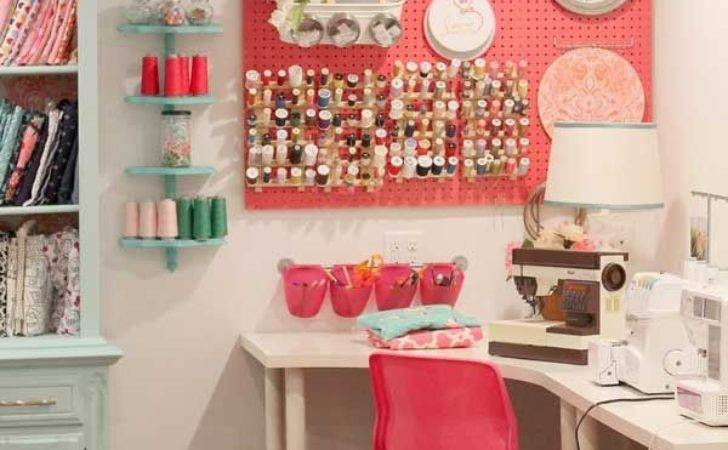 Best Sewing Room Decorating Ideas Pinterest