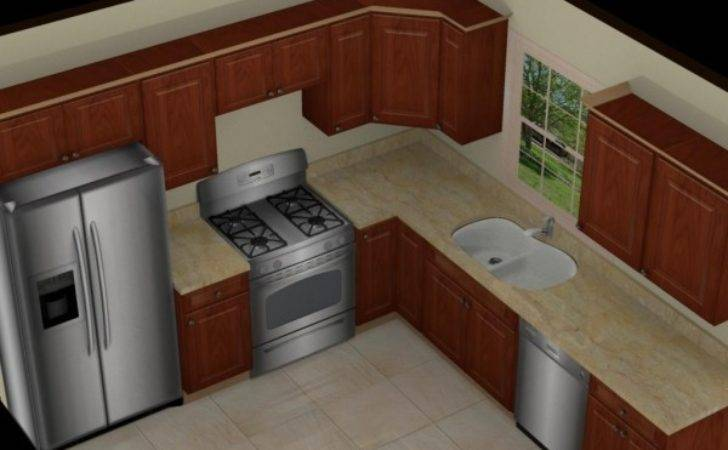 Best Small Shaped Kitchen Design Ideas Motivate