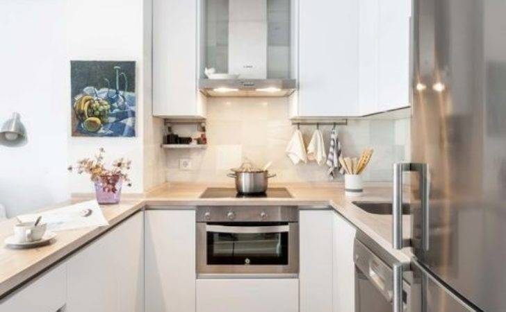 Best Small Shaped Kitchen Design Ideas Remodel
