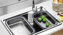 Best Stainless Steel Kitchen Sink Without Faucet