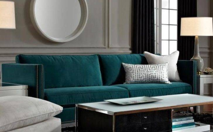 Best Teal Couch Ideas Pinterest Sofa
