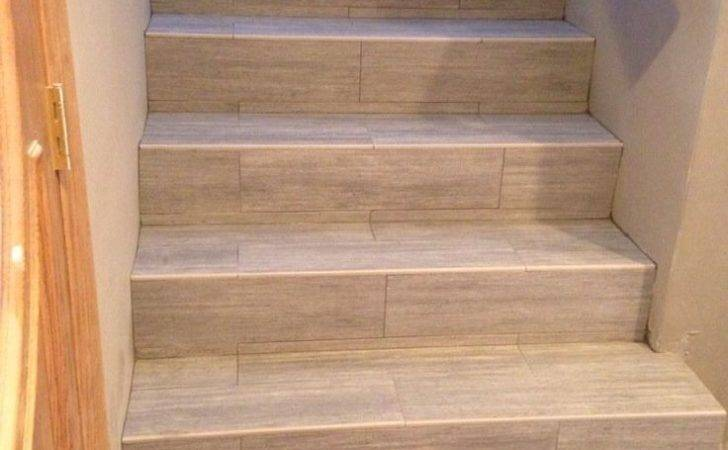 Best Tile Stairs Ideas Pinterest Tiled Staircase