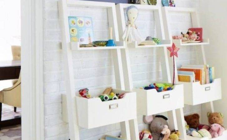 Best Toy Storage Ideas Kids Love
