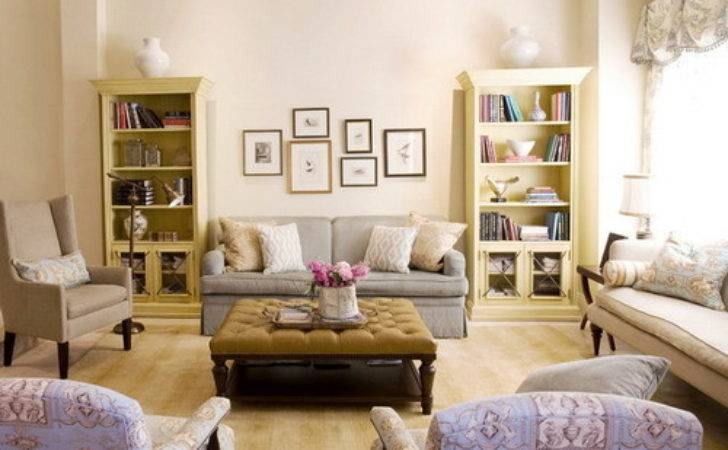 Best Wall Treatments French Country Living Room