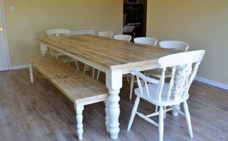 Best Wooden Country Style Dining Table Chairs