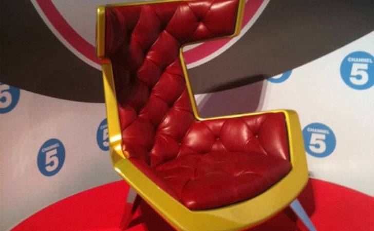 Big Brother New Diary Room Chair First