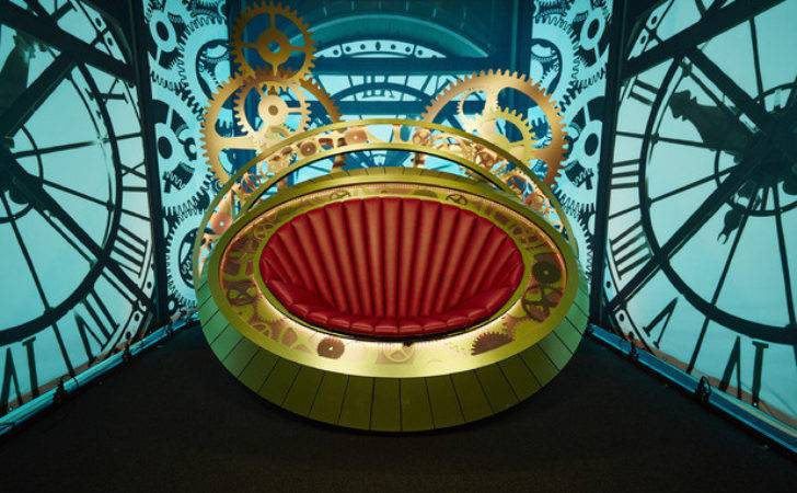 Big Brother Timebomb New Diary Room Chair Unveiled