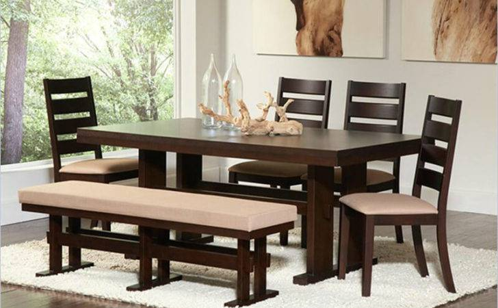 Big Small Dining Room Sets Bench Seating