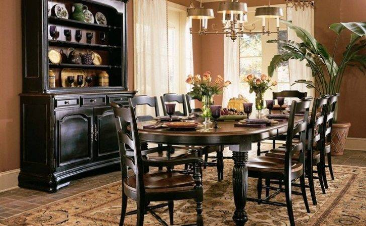 Black Dining Room Chairs Marceladick