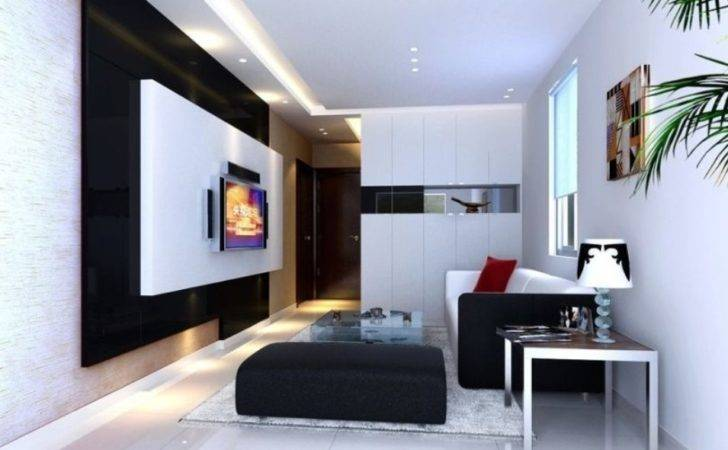 Black Graffiti Wall Interior Design