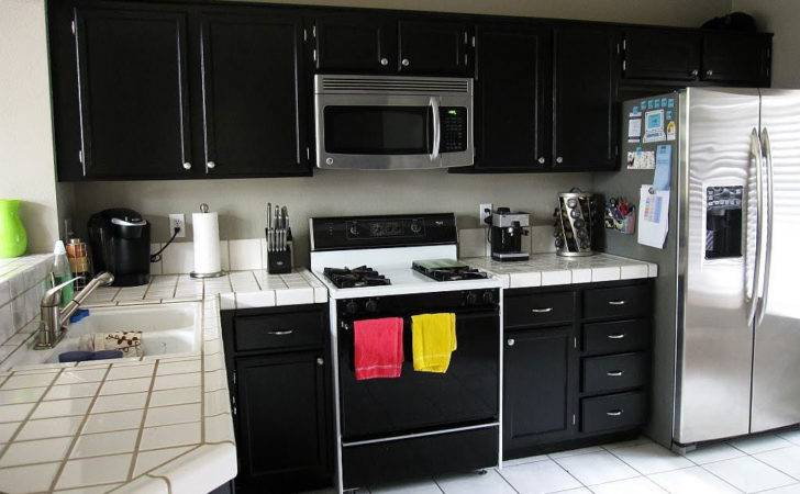 Black Kitchen Cabinets Any Type Decor