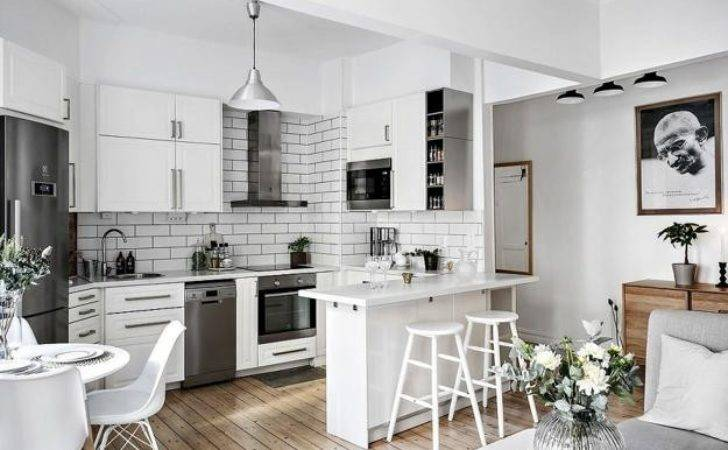 Black White Kitchen Colors Beautifully Balanced