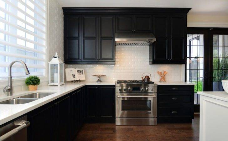 Black White Kitchen Design Ideas