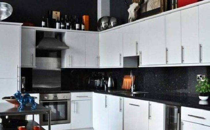 Black White Kitchen Ideas Decor