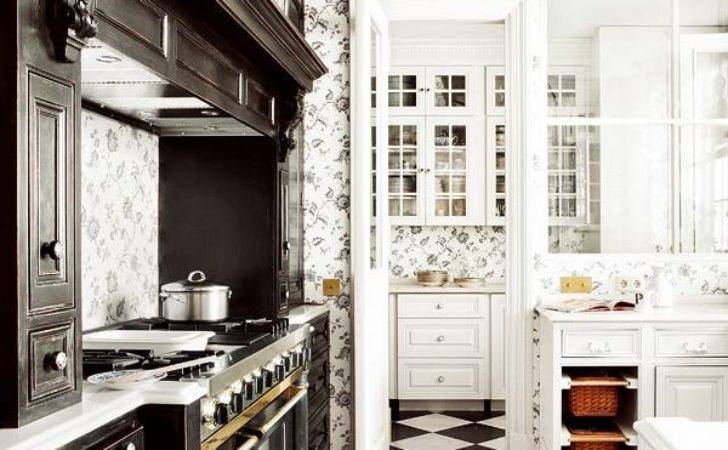 Black White Kitchens Ideas Hupehome