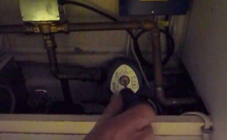 Bleed Central Heating Pump Circulator Get Your