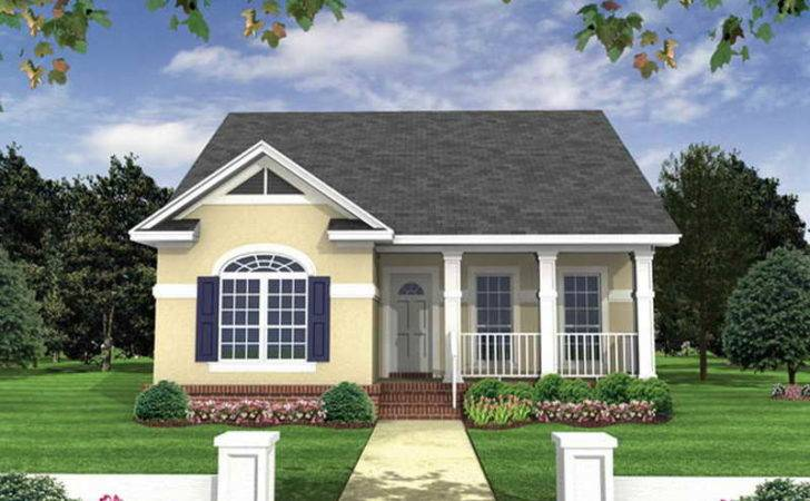 Bloombety Beautiful Small Affordable House Plans