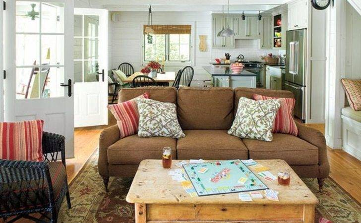 Bloombety Comfortable Cottage Style Decorating Ideas
